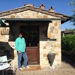 Our little cottage