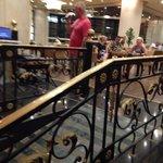 Singin in reception bars