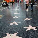 "LA Hollywood Boulevard - Walk of Fame ""the stars"""