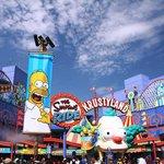 LA Universal Studios - just enjoy!