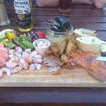 Starter Seafood Platter