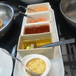 cooking class ingredients