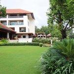 The Ratilanna and gardens