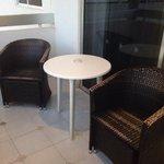 Comfy patio furniture