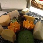 Feiner Käse zum Frühstück