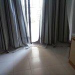 cortinas sobredimensionadas?