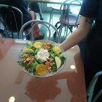 insalata verdemare