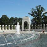 WW II Memorial.