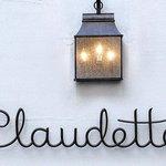 Claudette sign