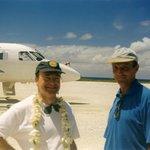 Fly Air Rarotonga