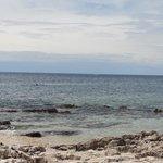 beach at amarin