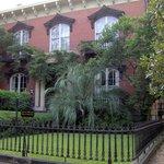 Mercer House , Savannah Ga