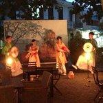 staff entertainment cultural dances