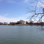 Jefferson Monument - march 2014