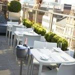 Fourth Floor Cafe & Bar Terrace