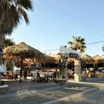 Mango Cafe, Kamari Beach