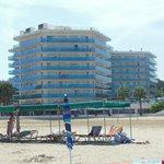 Hôtel Golden Donaire Beach