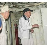 Tour guides that served on this ship