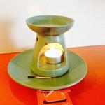 amazing...ada aromatherapy yang tambah membuat enggan meninggalkan kamar