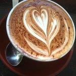 yummy cappuccino