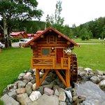 mini cottage