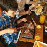 Dinner @ Brownes Steakhouse
