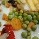 Tinned veg