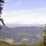 Catena delle Dolomiti di Brenta dalla Vernera