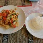 Chicken with Cashew Nut