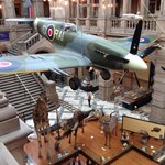 Cool view of Spitfire from balcony
