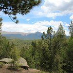 View eastward toward Pike's Peak