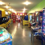 Arcade with games that work!