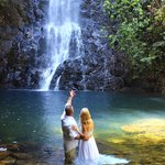 Waterfall Weddings