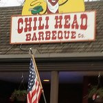 Entrance to Chili Head BBQ