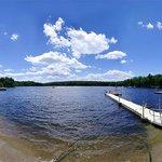 Lake Teedyuskung_Panorama