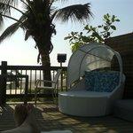 Area da piscina/praia