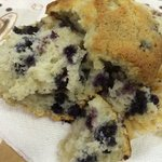 Randy's Blueberry Muffin