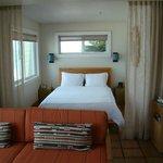 Sleep area, Las Nubes room