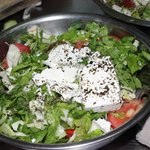 Traditional Greek Salad