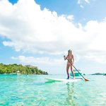 Beach & water sports at Secret Harbour