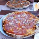 pizza in skalinada