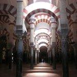 Teto da Mezquita
