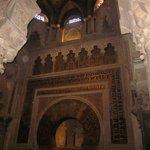 Parte muçulmana da Mezquita