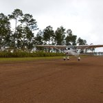Hidden Valley's Private Airstrip