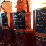 le vin de merde rosé