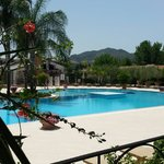 Piscina solarium villaggio Vascellero!!!!