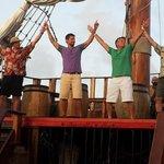 Fun with the Pirate crew