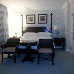 Oceanfront Suite Bedroom