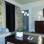 Oceanfront Suite Sitting Room