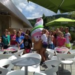 Girl Scouts at Menchies